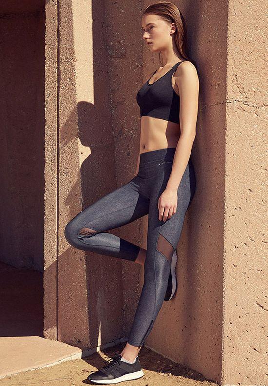 Oysho Gymwear Warrior – Kobieca kolekcja sportowa na jogę