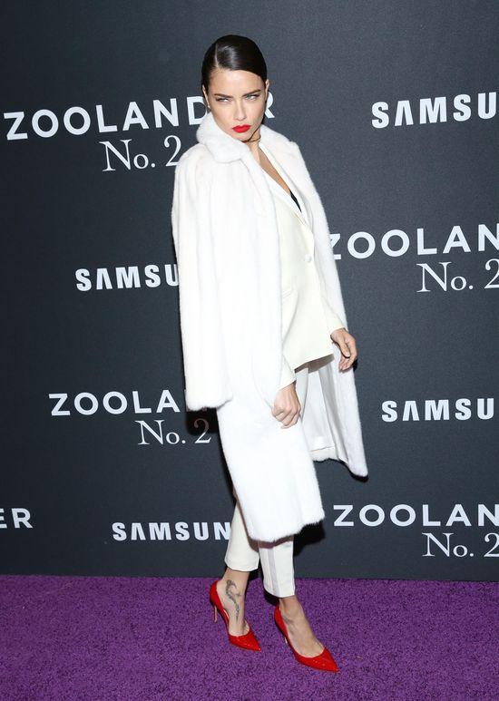 Modelki na premierze filmu Zoolander 2