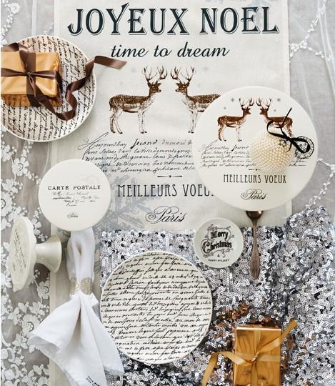 H&M Home na Boże Narodzenie 2013