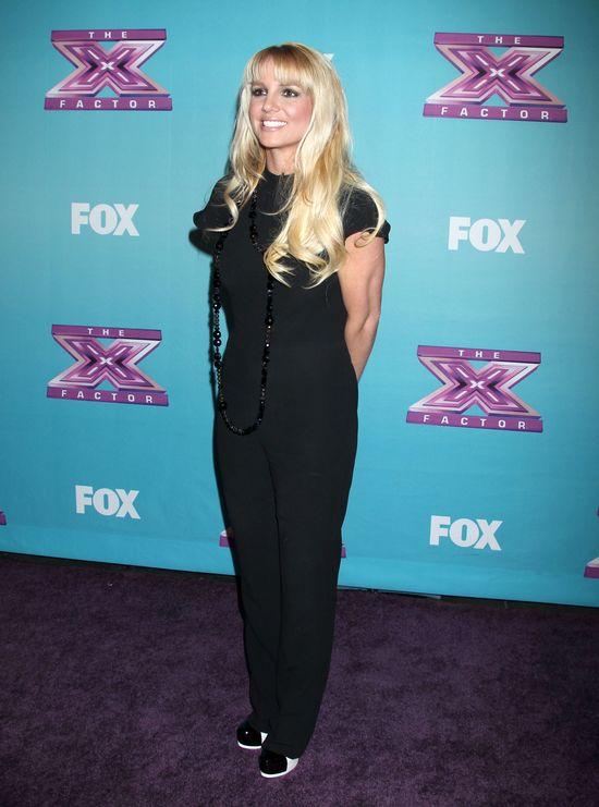 Stylizacje Britney Spears z programu X Factor