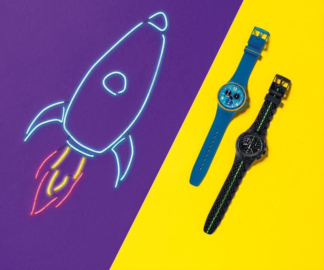 Czas na uwodzicielski styl. Czas na nową kolekcję Swatch wiosna-lato 2017