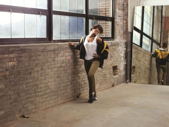 Alicia Keys dla marki Reebok (FOTO)