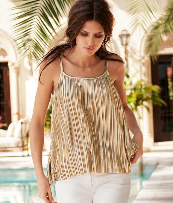 Bianca Balti w katalogu H&M
