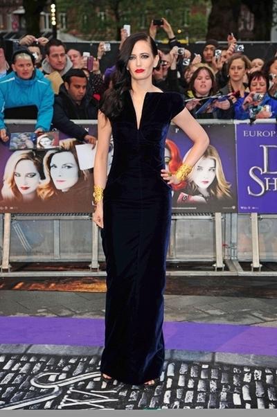 Eva Green ponownie stawia na projekt Toma Forda (FOTO)