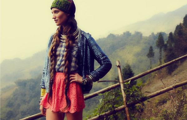 Marcowy katalog Free People