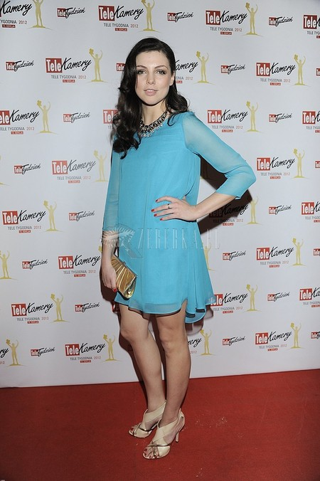Gala Telekamery 2012 (FOTO)/Karolina Gorczyca