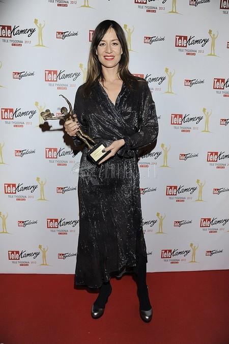 Gala Telekamery 2012 (FOTO)/Maja Ostaszewska