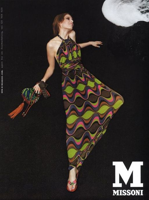 Kolekcja M Missoni Wiosna/Lato 2012 (FOTO)