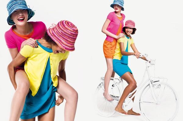 United Colors of Benetton Wiosna/Lato 2012 (FOTO)